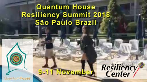 Quantum House Resiliency Summit - 9-11 November 2018